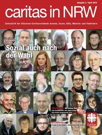 Sozial auch nach der Wahl - Caritas NRW