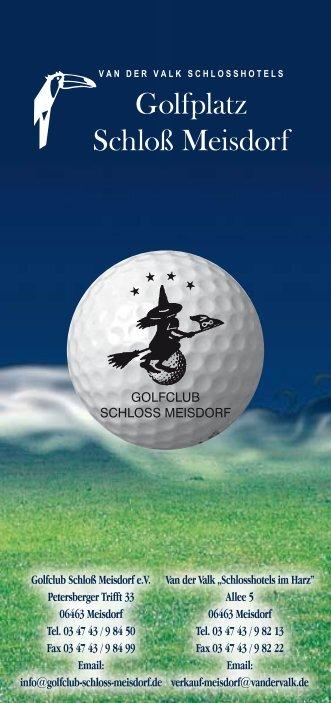 Golfclub Schloß Meisdorf e.V
