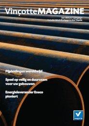 Vinçotte Magazine voorjaar 2010