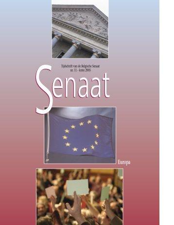 Europa - Senaat