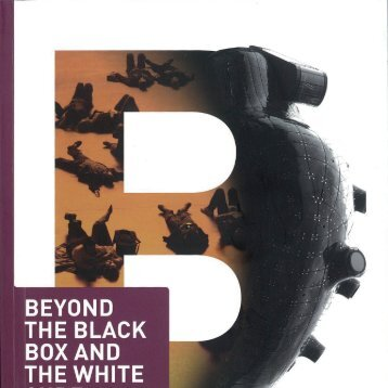 Beyond the Black box and the White Cube, 2010 Hoe we onze ...