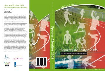 Conclusies Sportersmonitor 2008.pdf - Sport Knowhow XL