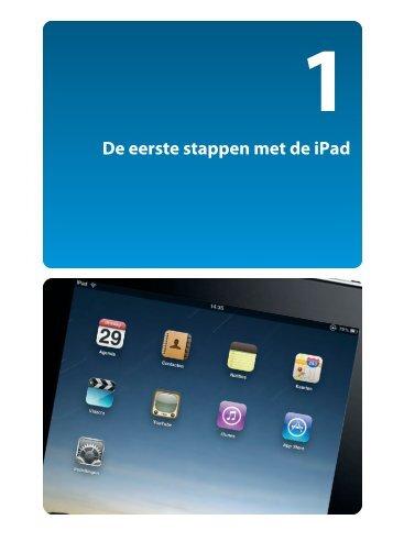 De eerste stappen met de iPad - Van Duuren Media