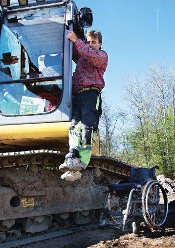Personer med nedsatt funksjonsevne