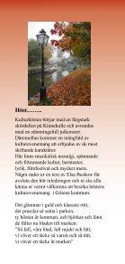Kulturprogram - Götene kommun - Page 2