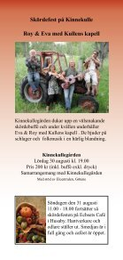 Kulturprogram - Götene kommun - Page 3