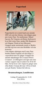 Kulturprogram - Götene kommun - Page 7