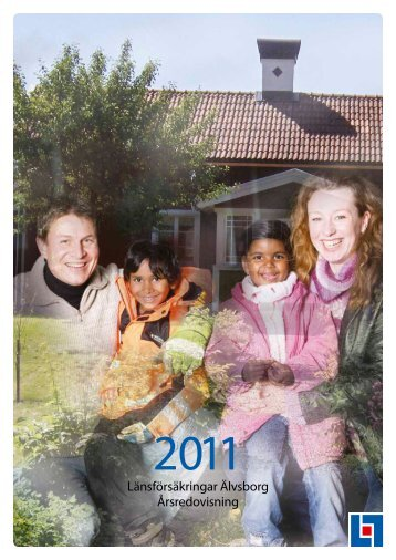Årsredovisning 2011 - Länsförsäkringar