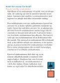 Mobiltelefoni – vejledning om arbejde i nærheden af sendeantenner - Page 5