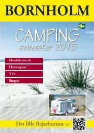 Paketresor - camping Bornholm