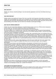 Wratten (handwratten en voetwratten) - Huidziekten.nl