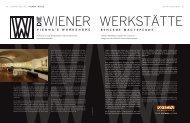 ViennaDeluxe WienerWerkstaette.pdf, Seiten 1-4 - viennadeluxe.at