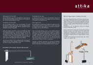 Technische Informationen - Attika