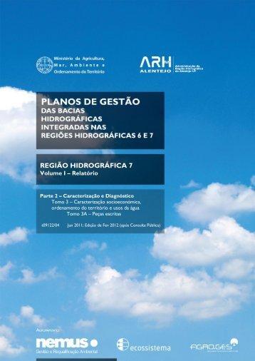 Tomo 3A – Peças escritas - Agência Portuguesa do Ambiente