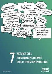 7 mesures clés pour engager la France dans une transition ...