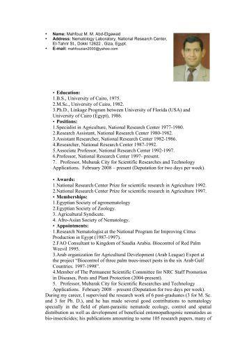 Nematology Laboratory - VISB