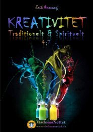 KREATIVITET - TRADITIONELT & SPIRITUELT - 4:7 ... - Visdomsnettet