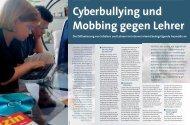 Cyberbullying Und Mobbing Gegen Lehrer - Dphv Deutscher ...