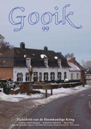 Nummer 99.qxd - Heemkundige Kring van Gooik