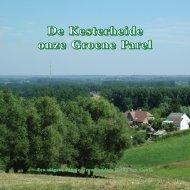 Kesterheide - Groene Parel.qxd - Heemkundige Kring van Gooik