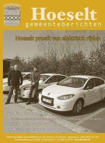 [2013] hoeselt - gemeenteberichten 250 april.indd - Hoeselt.Be