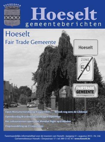 [2012] hoeselt - gemeenteberichten 246 augustus.indd - Hoeselt.Be