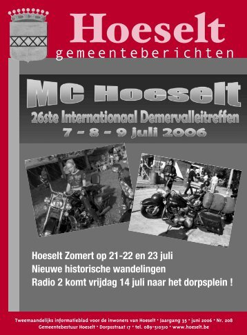 juni - Hoeselt.Be