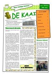 De Kaai jg.2 - editie 1 - Middenschool Geraardsbergen