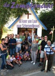 60 keer van Laar naar Scherpenheuvel - De Zemstenaar