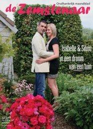 Isabelle & Silvio in een droom van een tuin - De Zemstenaar