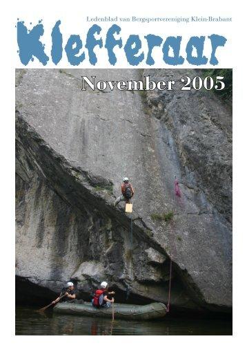 November 2005 - Bvkb
