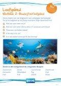 Groep 7-8 & brugklas deel 1 leerling werkblad - Sea Life - Page 3