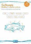 Groep 7-8 & brugklas deel 1 leerling werkblad - Sea Life - Page 5