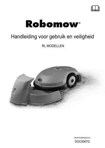 download manual - Robomow
