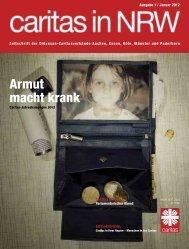 Armut macht krank - Caritas NRW