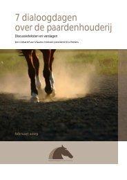 Verslaggeving dialoogdagen (PDF - 2,4 MB - 280 blz) - Vlaamse ...