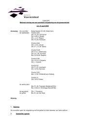 Verslag van de openbare vergadering van de Commissie ...
