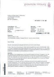 provincie limburg - Gemeente Voerendaal