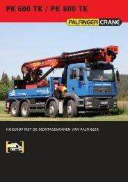 Brochure PK 800-TK - Palfinger