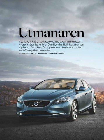 Utmanaren - Volvo