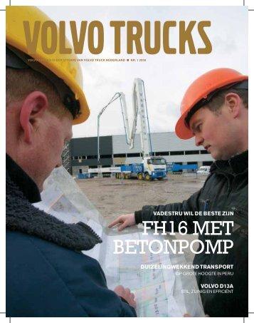 Nr 1 - maart - Volvo Trucks