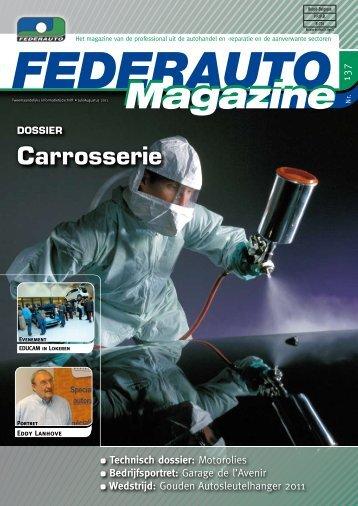 Carrosserie - Federauto Magazine