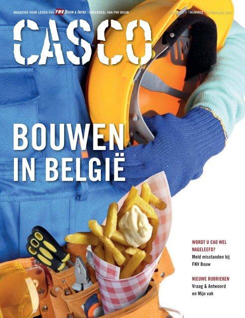 Casco nr. 1 februari 2013 - FNV Bouw