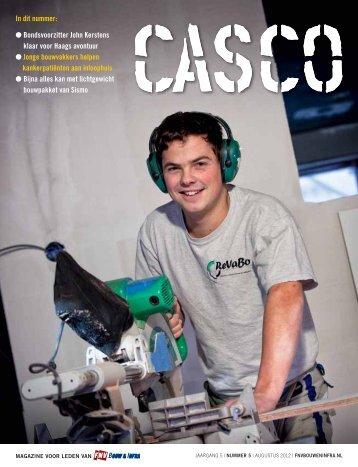 Casco nr. 5 augustus 2012 - FNV Bouw