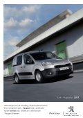 PRIJZen BeDRiJFsWAGens - Peugeot - Page 7