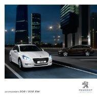 ACCESSOIRES 508 / 508 SW - Peugeot