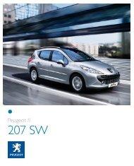 207 SW - Peugeot