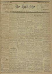 Nieuws- & Aankondigingsblad van Temsche en omliggende Plaatsen ,