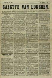 Zondag 28 Juli 1867. U\ Jaar N.