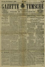 gazette temsihë
